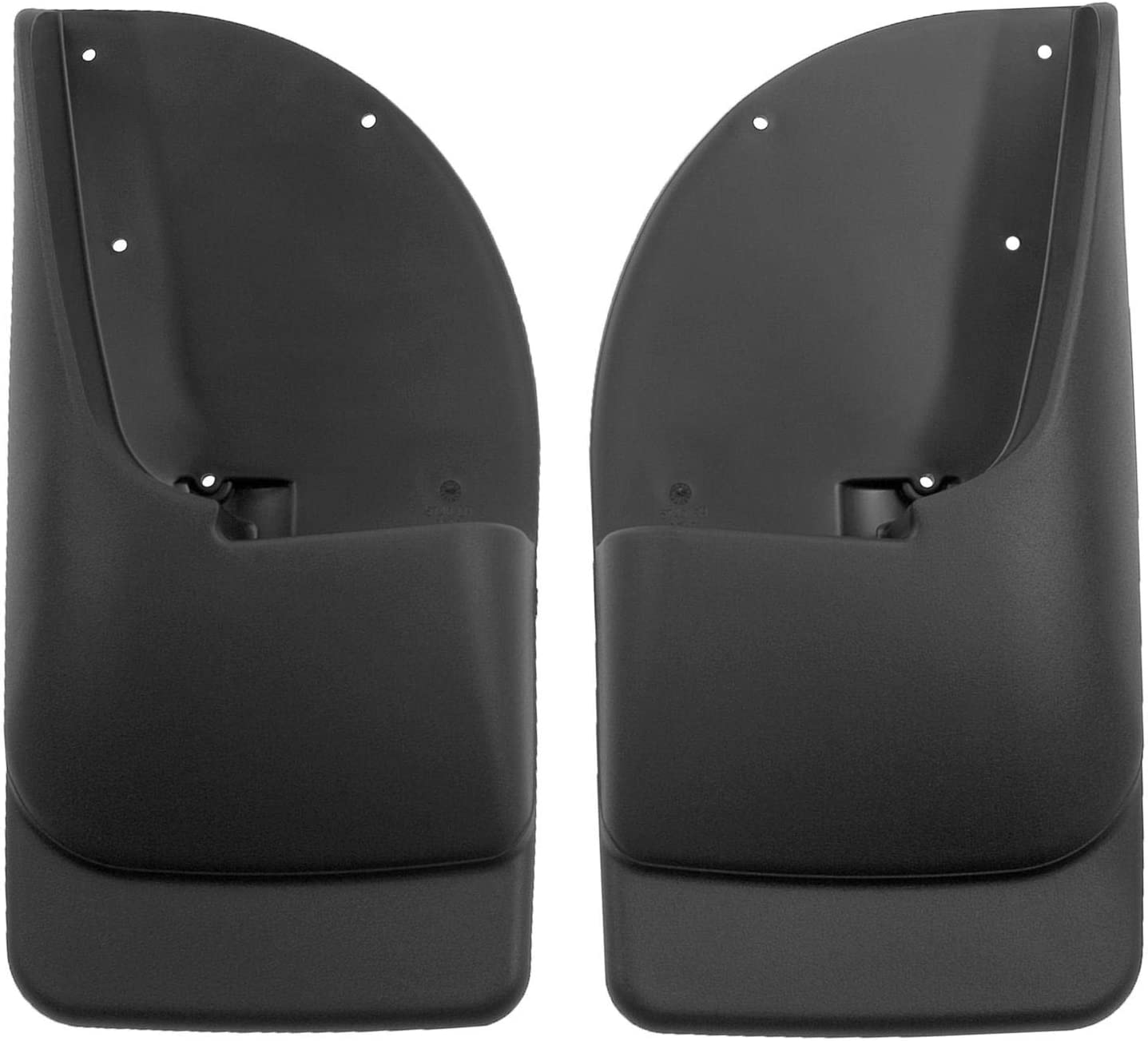 with OEM Fender Flares Custom Front Mud Guards Husky Liners Fits 2003-10 Ford F-250//F-350
