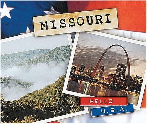 Book Missouri (Hello USA)