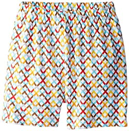 Zutano Baby-boys Infant Helix Shorts, Multi, 6 Months