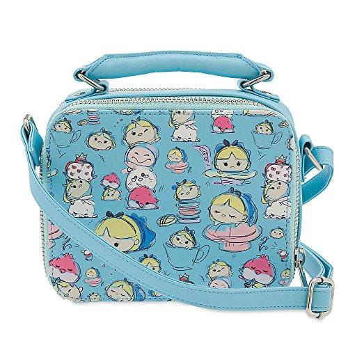Disney Alice in Wonderland Tsum Tsum Crossbody Bag