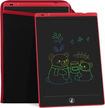 Miseku LCD Writing Tablet,11-inch Writing Board Doodle Board Electronic Doodle Pads Drawing Board Gift for Kids and Adults at Home,School Office