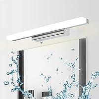 Kimjo Lámpara de Espejo 40CM para Baño, Aplique Espejo Baño 9W Blanco Frío 6000K…