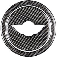 ahomi Etiqueta de Volante de Fibra de Carbono