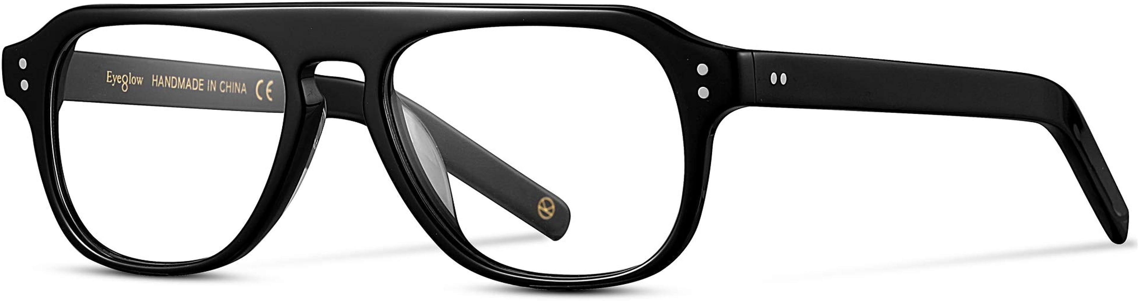 EyeGlow Kingsman - Gafas de sol para hombre Negro Negro ...