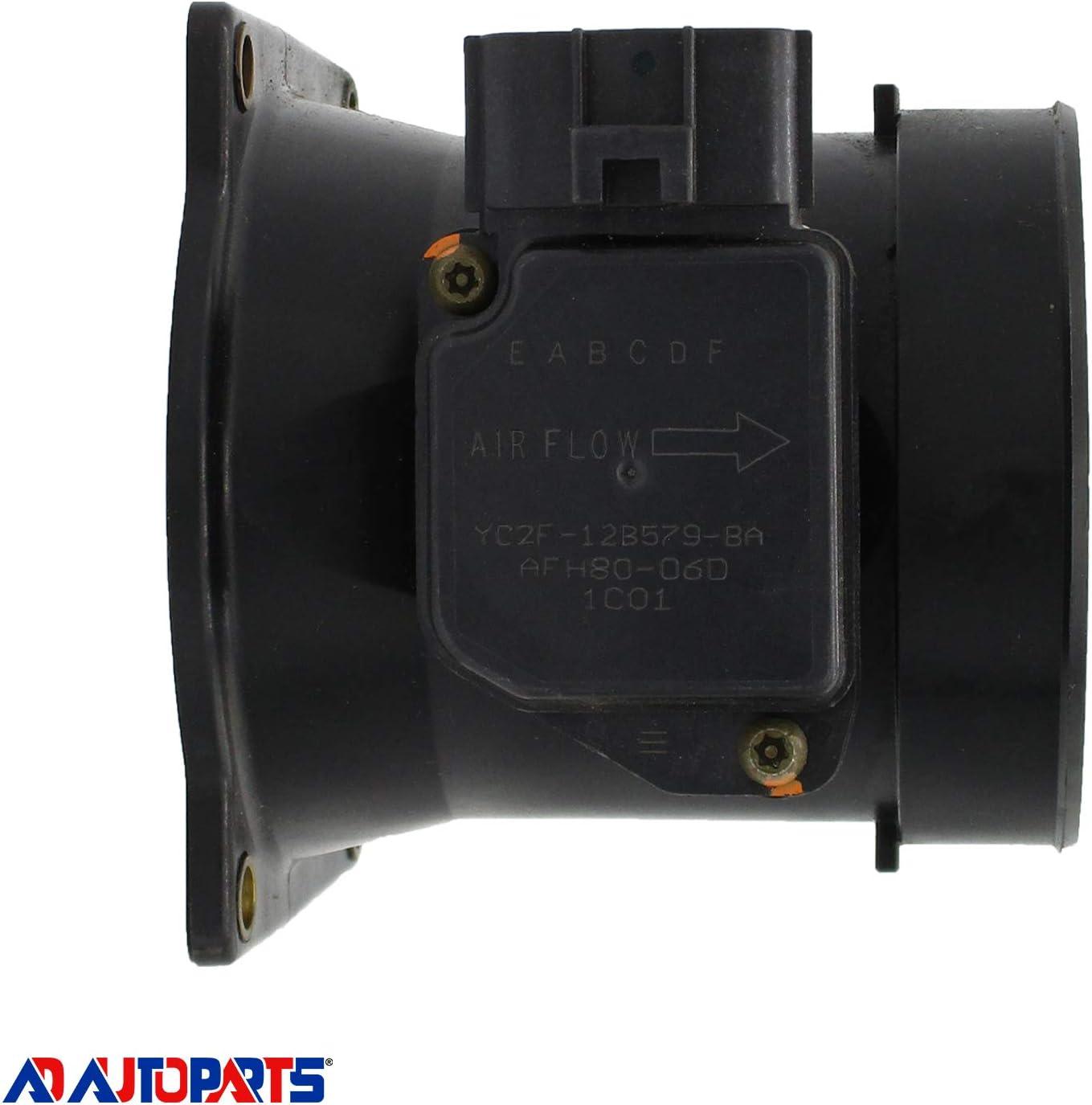 New OEM MAF204 Mass Air Flow Sensor