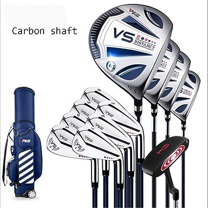 Amazon.com: WANGG - Juego completo de 12 barras de golf para ...