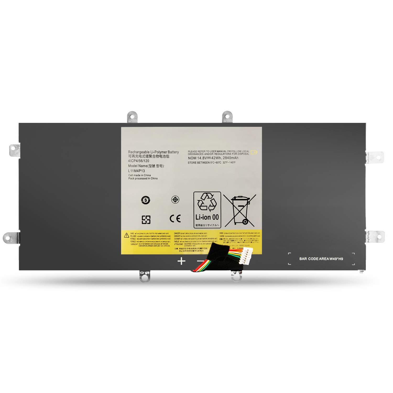 Bateria L11M4P13 para Lenovo IdeaPad Yoga 11 11-TTH Yoga 11S 11S-20246 11S-IFI 11-ITH PC 4ICP4/56/120