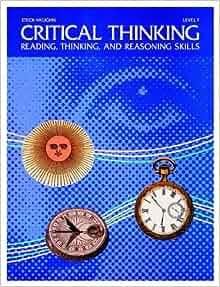 GED Skill Books: Workbook Higher-Order Thinking Skills