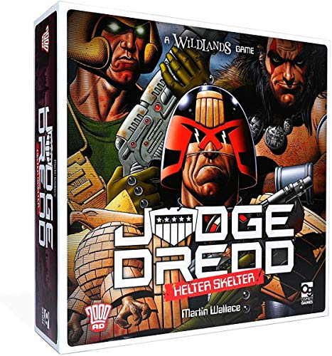 Judge Dredd: Helter Skelter (Wildlands)