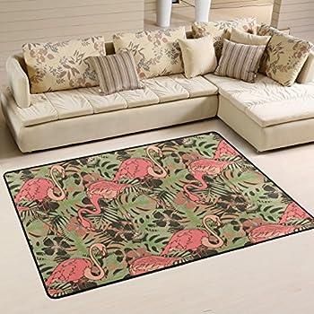 Amazon Com Exotic Bird Pink Flamingos Leopards And