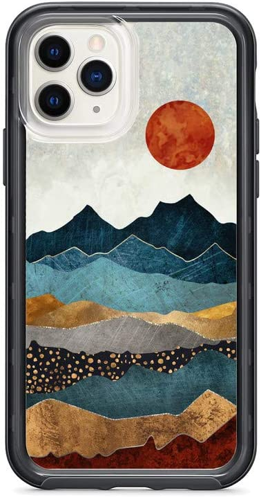 Kaidan Apple iPhone 11 Pro Max Case Mountains 5 5S SE 6S 6 XR X XS 8 7 Plus Nature Scenery Samsung Galaxy S9 S8 Cover S10 + Colorful Design S10 Lite Note 9 8 S10e Landscape Google Pixel 3 XL 2 appd252