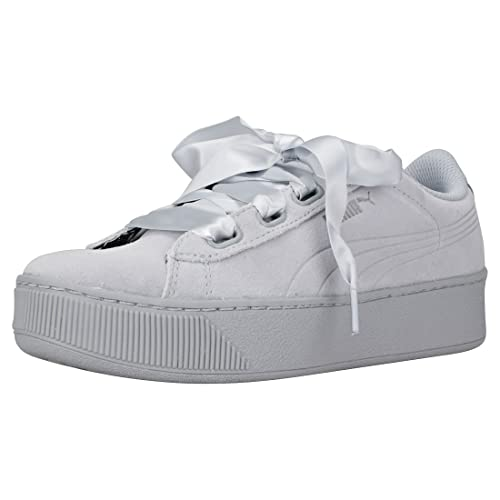 b4695fce82f Puma Women s Vikky Platform Ribbon S Sneaker  Amazon.co.uk  Shoes   Bags