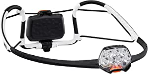 PETZL, IKO Lightweight headlamp with Multi-Beam and AIRFIT Headband, 350 lumens