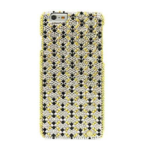 Uunique Millionaire Edition Golden Lattice Hartschale/Schutzhülle für Apple iPhone 6