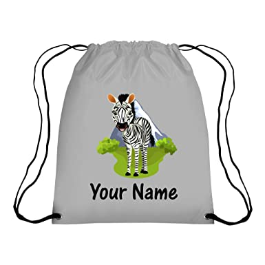Personalised French Bulldog School//PE//Gym//Baby//Swimming Drawstring Bag