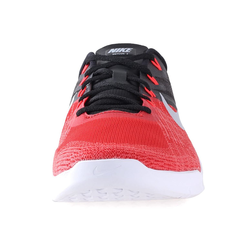 Amazon.com   Nike Mens Metcon 3 Training Shoes Track University Red/Wolf  Grey/Black 852928-600 Size 13   Fitness & Cross-Training