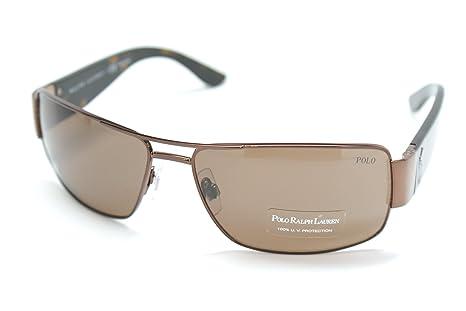 Amazon.com: polo ralph lauren anteojos de sol PH 3041 901373 ...