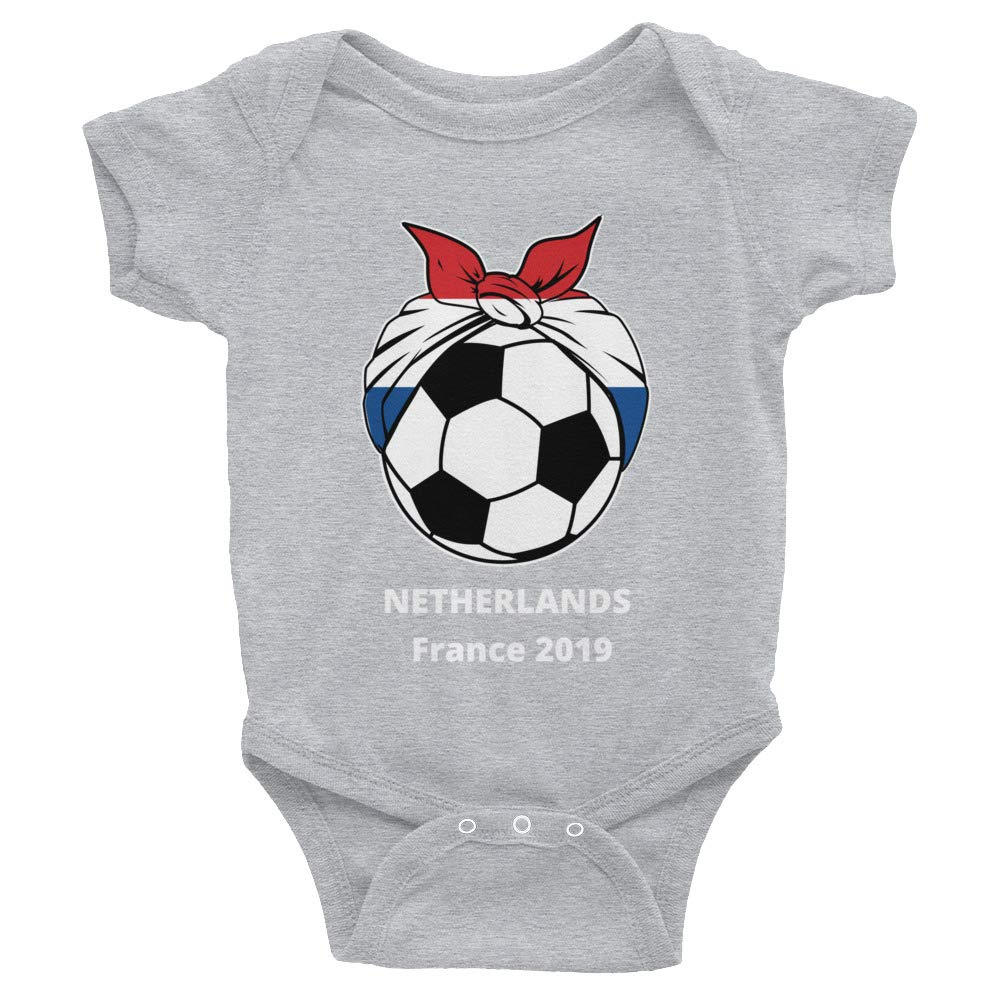 Amazingly Good Products Holland Womens Soccer Kit France 2019 Girls Football Fans Infant Bodysuit