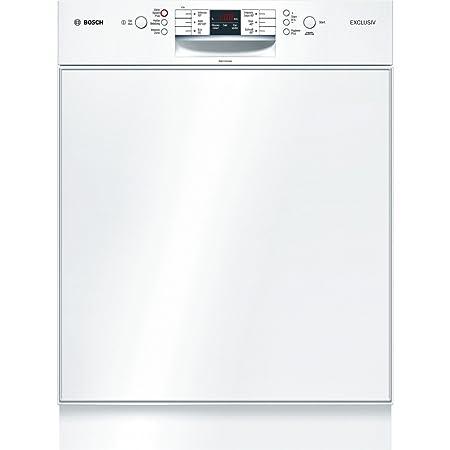 Bosch SMD86P02DE lavavajilla Semi-incorporado 13 cubiertos A++ ...