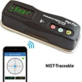 "Digi-Pas 2-Axis Smart Master Precision Level DWL1500XY Bluetooth 0.0002""/ft (0.02mm/M) 6-Inch"