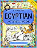 Egyptian Activity Book (Crafty History) (Crafty History S.)