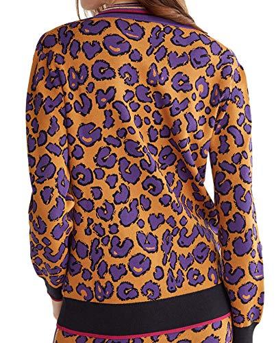 Leopardo Donna 1007 Uterque Pullover 451 ZwqdaHE