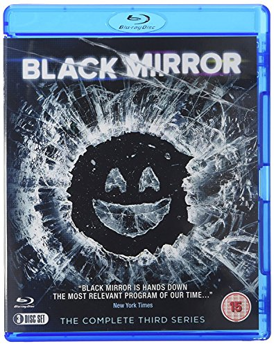 Black Mirror Series 3 [Blu-ray]