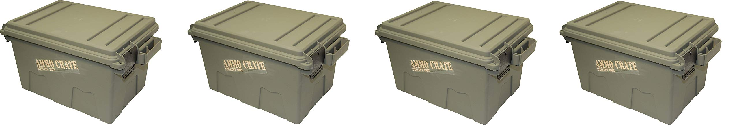MTM ACR7-18 Ammo Crate Utility Box (Pack of 4)