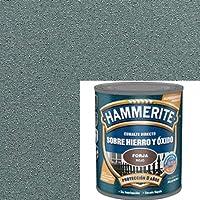 HAMMERITE - Esmalte Antioxido Forja Azul Hammerite 750