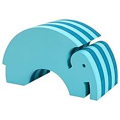 bObles Elephant 6 Layers, Turquoise