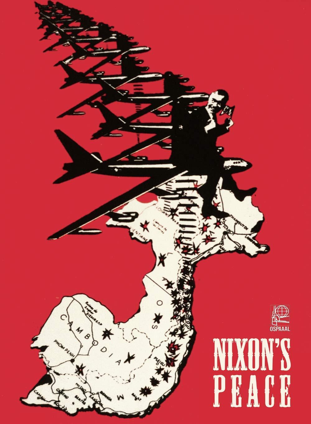 11x17Political Decoration Poster.Solidarity with Vietnam.Laos.Cambodia.Nixon.9096