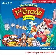 Reader Rabbit 1st Grade Classic (Jewel Case)