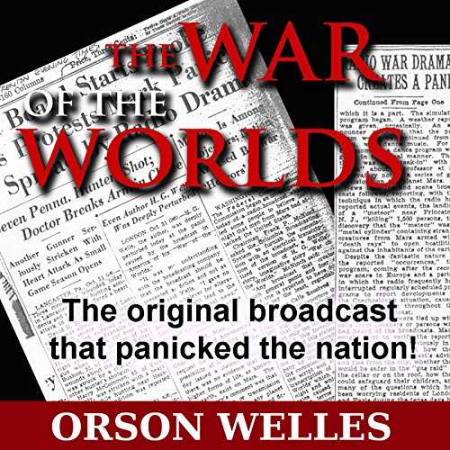 The War of the Worlds (Dramatized) (War Of The Worlds Audio compare prices)