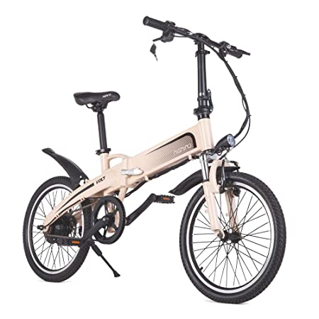Nishiro 36v Electric Bike Ebike Bicycle Folding Lithium Battery E