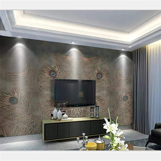 3D Wallpaper Mural Custom Home Decor Dormitorio Sala de estar ...
