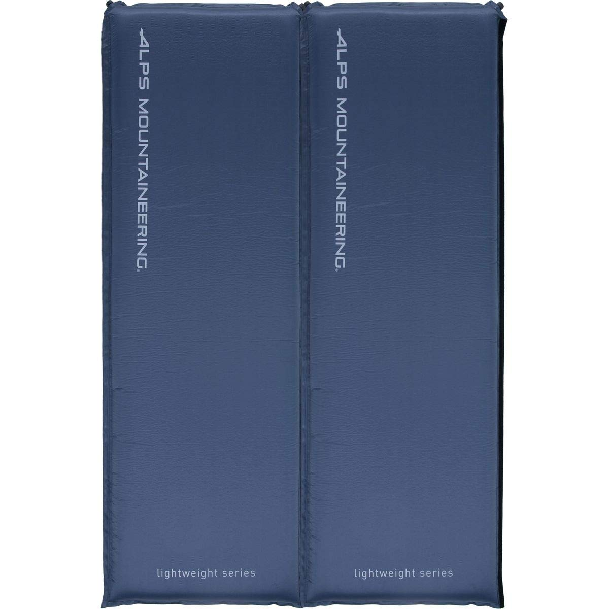 ALPS Mountaineering Lightweight Series Self-Inflating Air Pad-Double by ALPS Mountaineering