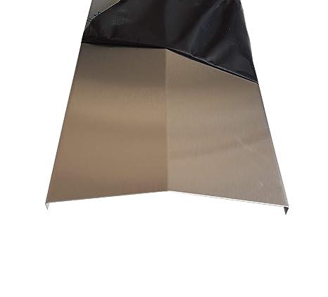 Acero inoxidable Aroma 111272 riel (365 mm) de largo Llama ...