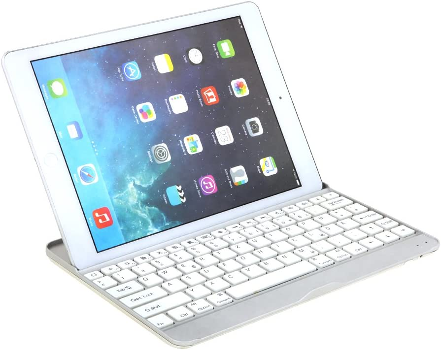 Gex Wireless Bluetooth German Keyboard For Ipad Air Amazon Co Uk Electronics