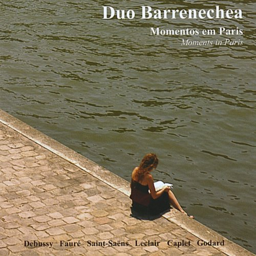 Moments in Paris - French Music for Flute and Piano