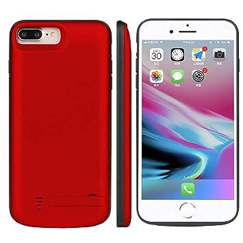 iPhone 6 iPhone 7 iPhone 8 Funda Batería, 8000mAh Recargable ...
