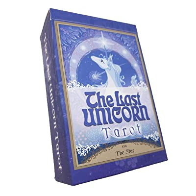 The Last Unicorn - Official Tarot Card Deck: Sports & Outdoors