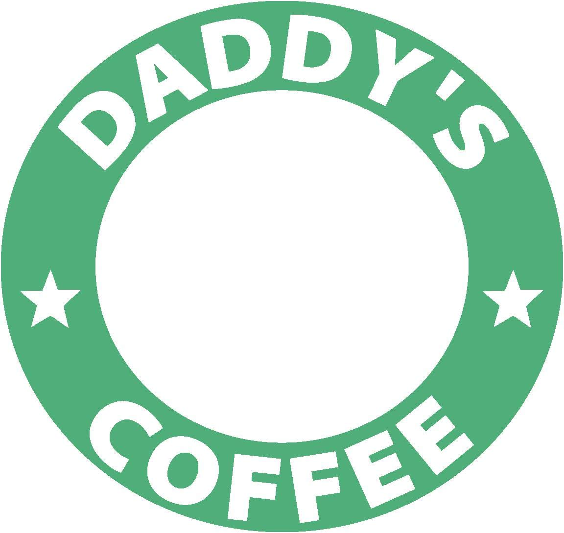 Personalized Coffee Cup Decal Label Sticker Only Name Matte or Glossy Vinyl