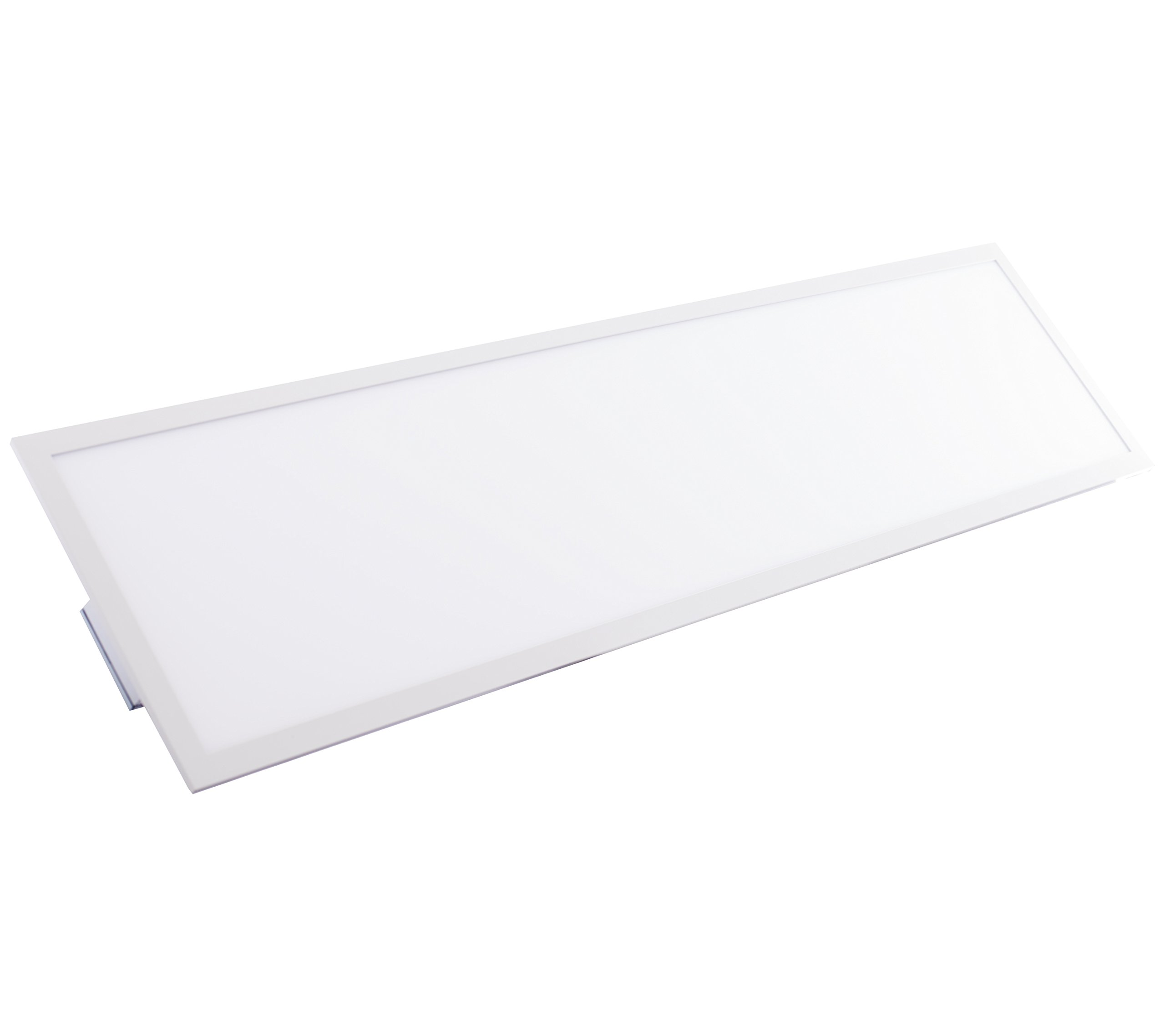 Westgate Lighting LED Panel Lights-Preinstalled Earthquake Hooks Panel Light-Dimmable Commercial Lighting-1 × 4 LED Panel Light-5 Year Unlimited Warranty (1X4, 5000K Cool White) by Westgate