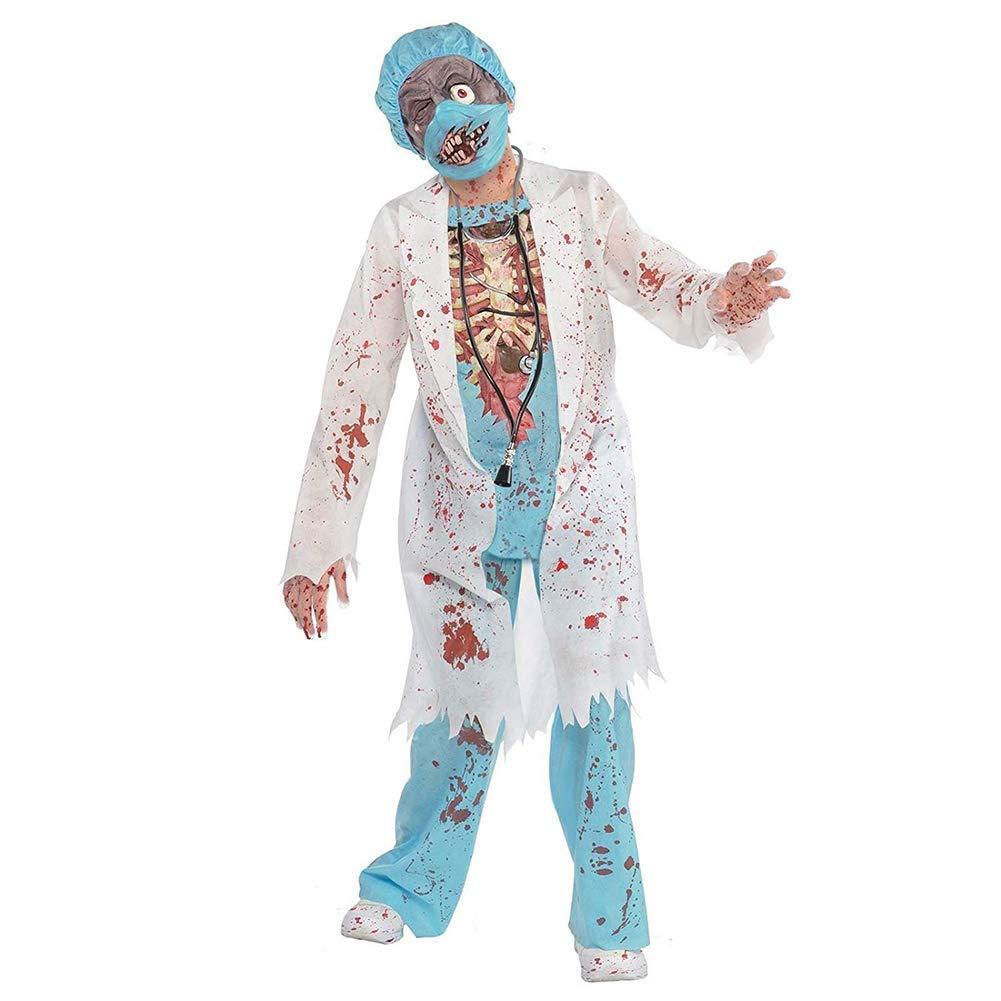 Aida Bz Halloween Costume Zombie Medico Vestire Vestiti Set