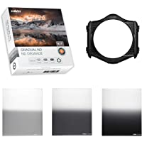 Cokin Square Filter Gradual ND Creative Kit Plus - Includes M (P) Series Filter Holder, Gnd 1-Stop (121L), Gnd 2-Stop…