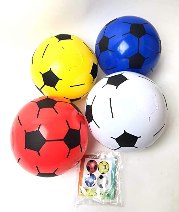 Gifts 4 All Occasions Limited SHATCHI-1115 Shatchi-5 x PVC ...