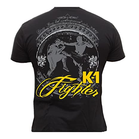 Dirty Ray K1 Fighter camiseta hombre K73 (S)