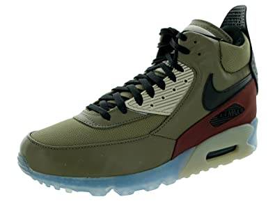 on sale 7759a 88f2d Image Unavailable. Image not available for. Colour  Nike Men s - Air Max 90  Sneakerboot Ice  RARE  - Dark Dune Black Bark