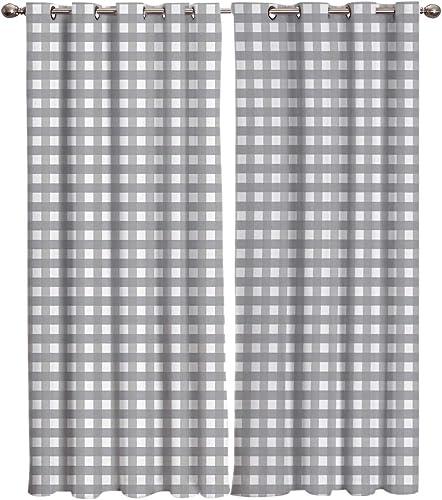 Crystal Emotion Modern Blackout Curtains Window Decor
