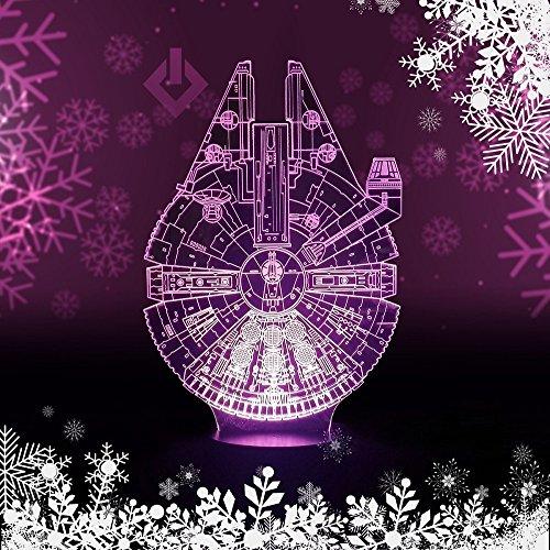 Holinox Star Wars Millennium Falcon Lamp by Holinox (Image #7)
